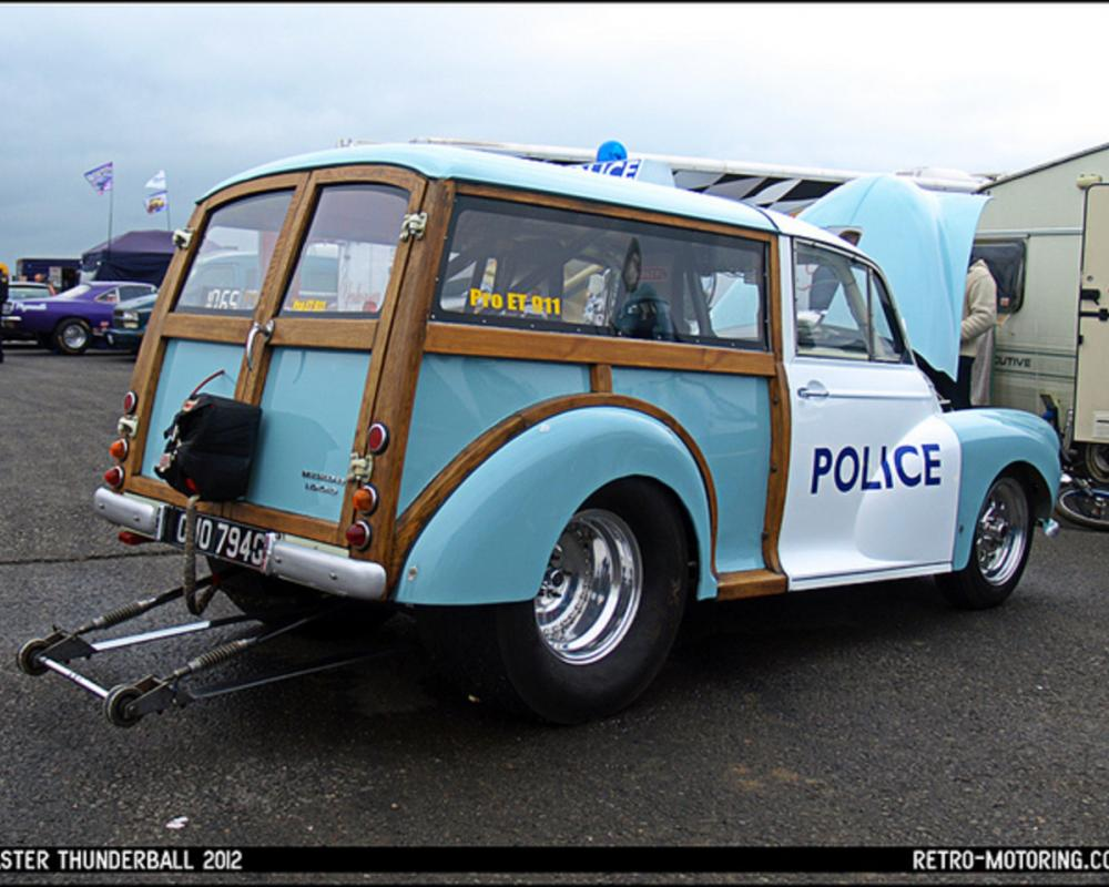 Pro ET - Anthony Wilkins - Morris Minor Traveller | Flickr - Photo ...