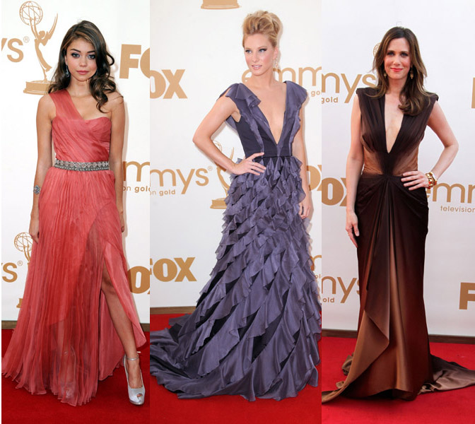 Best Dressed at 63rd Emmy Awards | Entertainista.