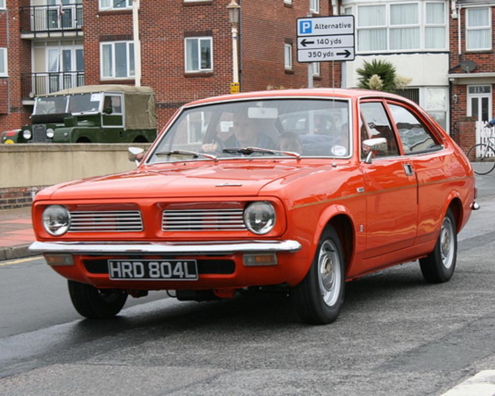 1972 Morris Marina Coupe HRD 804L | Flickr - Photo Sharing!