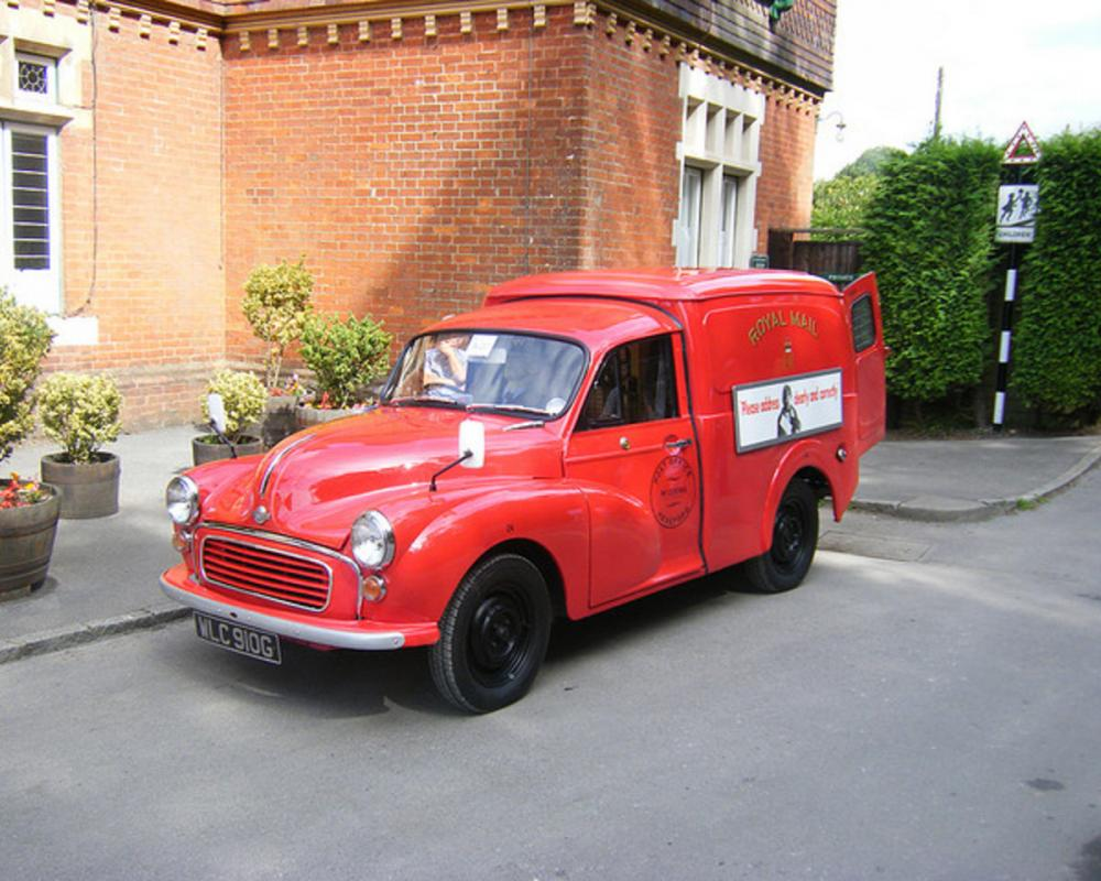 Morris 1000 Post Office van | Flickr - Photo Sharing!