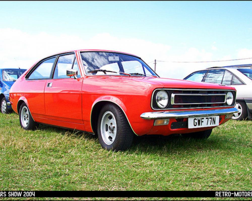 Morris Marina Coupe GWF77N | Flickr - Photo Sharing!