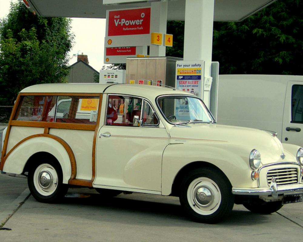 Morris Minor Traveller cream | Flickr - Photo Sharing!