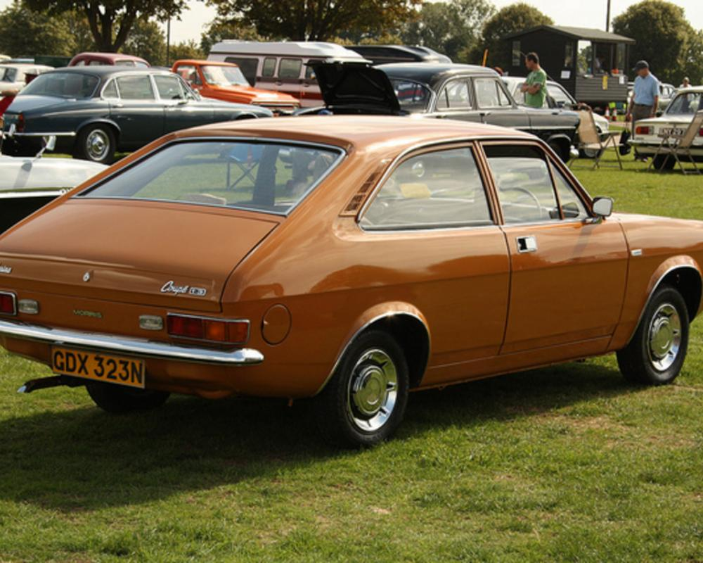 1974 Morris Marina 1.3 SDL Coupe | Flickr - Photo Sharing!