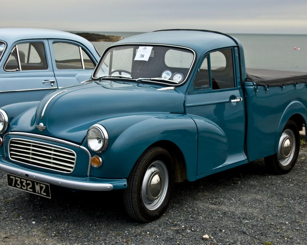 49 Morris Minor 1000 Pickup | Flickr - Photo Sharing!