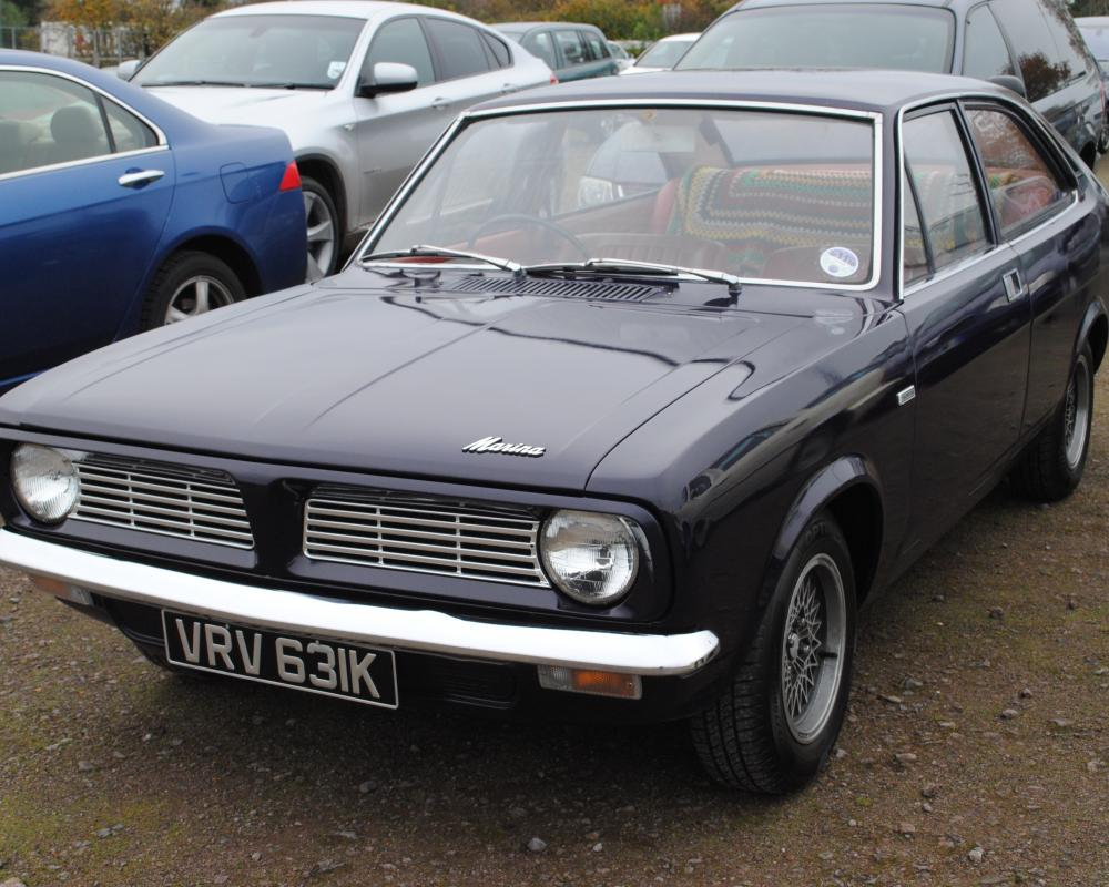 1972 Morris Marina 1.3 Super Coupe | Flickr - Photo Sharing!
