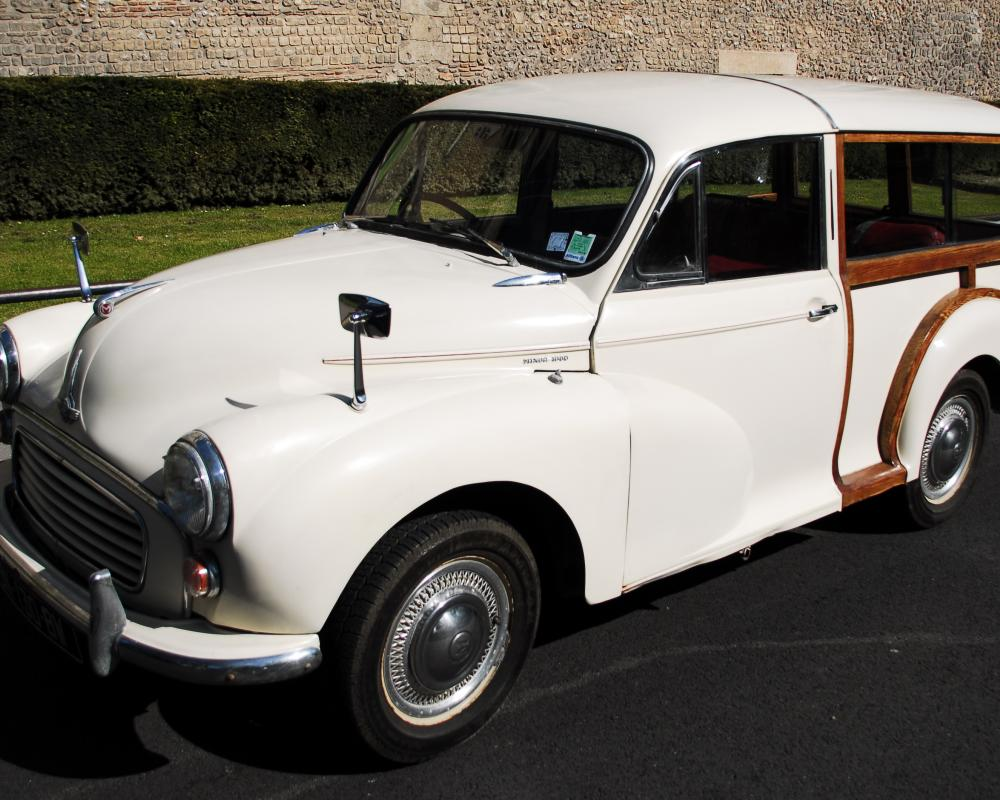 1960 morris minor 1000 station-wagon | Flickr - Photo Sharing!