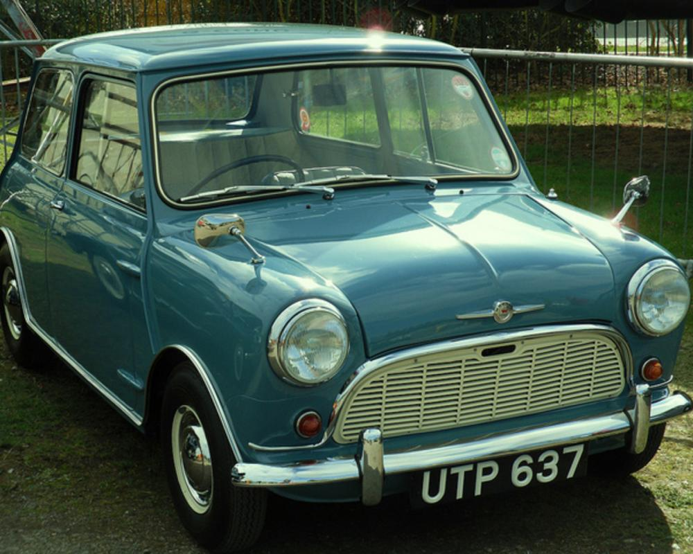1960 Morris Mini 850. | Flickr - Photo Sharing!