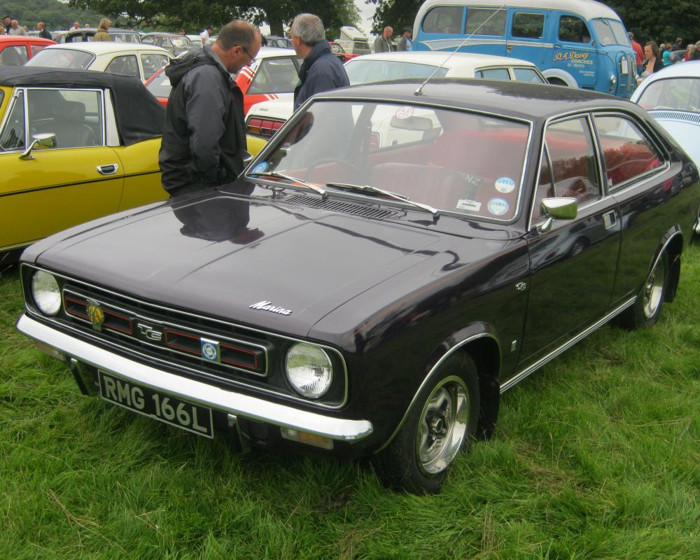 1972 Morris Marina 1.8 TC Coupe | Flickr - Photo Sharing!