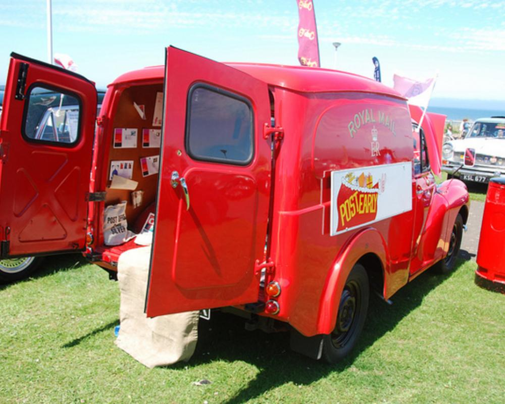 Cliftonville - Morris 1000 Post Office Van Rear | Flickr - Photo ...