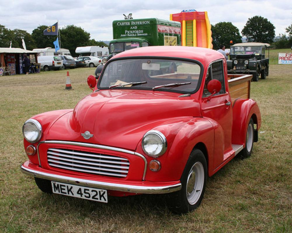 modified Morris Minor pick-up | Flickr - Photo Sharing!