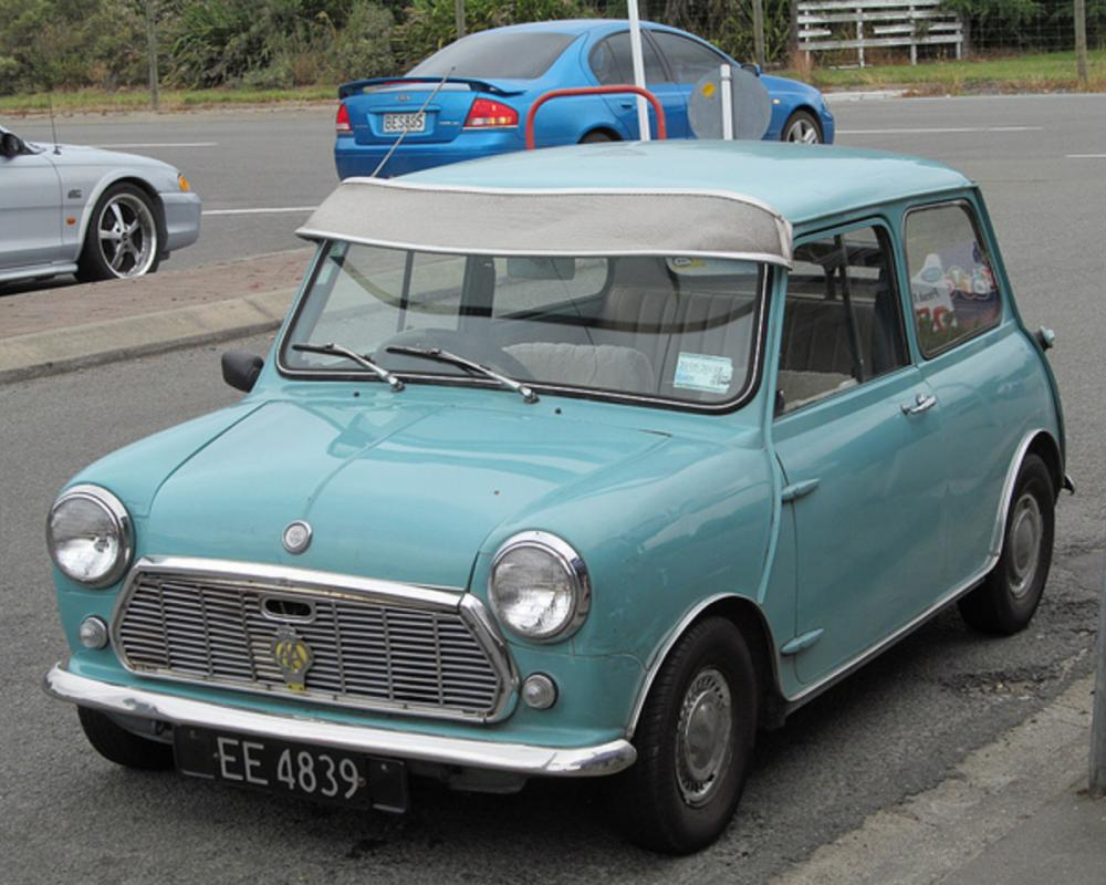 1969 Morris Mini 1000 (Mk2) | Flickr - Photo Sharing!