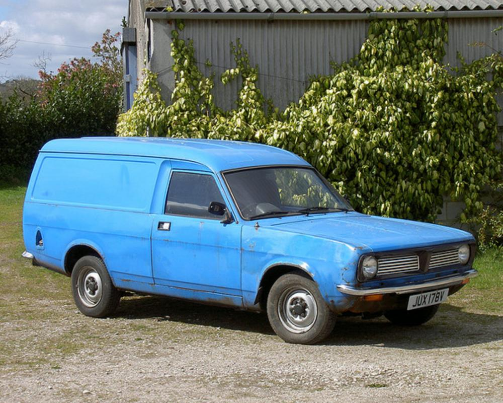 Morris Marina Van | Flickr - Photo Sharing!