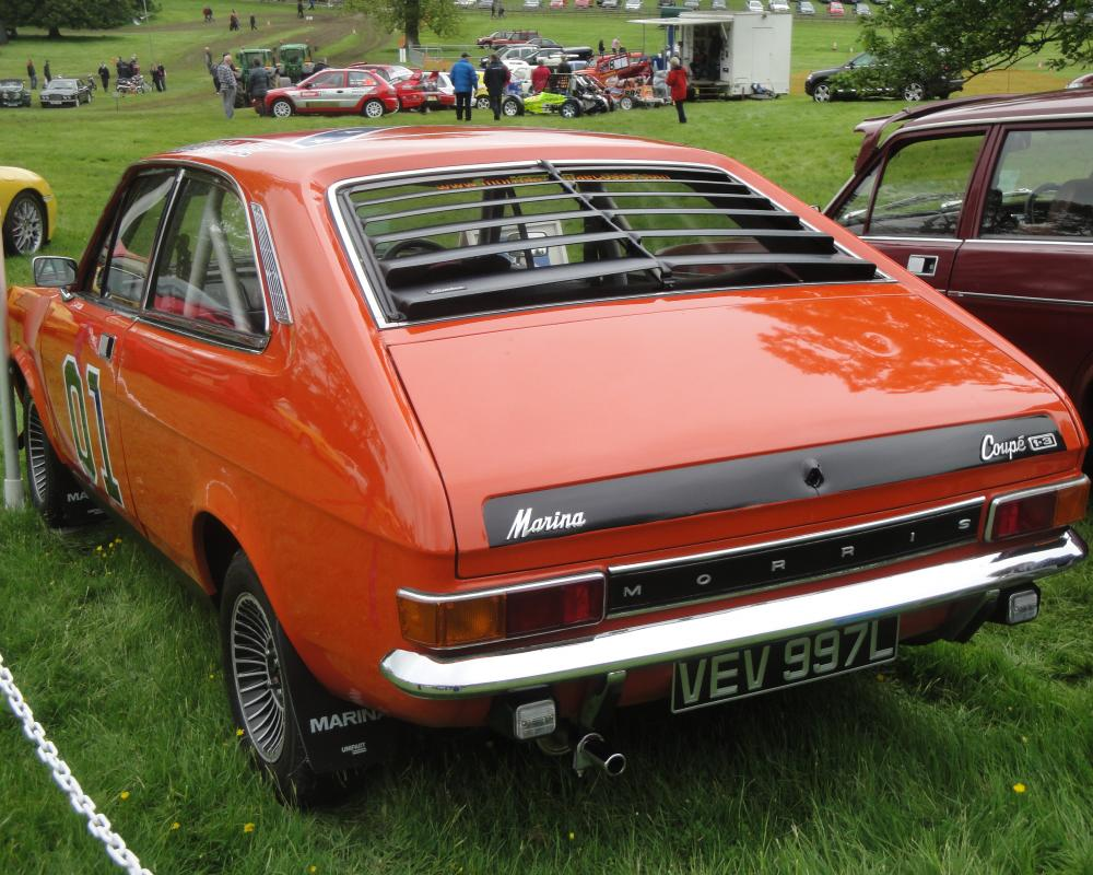 1972 Morris Marina 1.3 Coupe | Flickr - Photo Sharing!