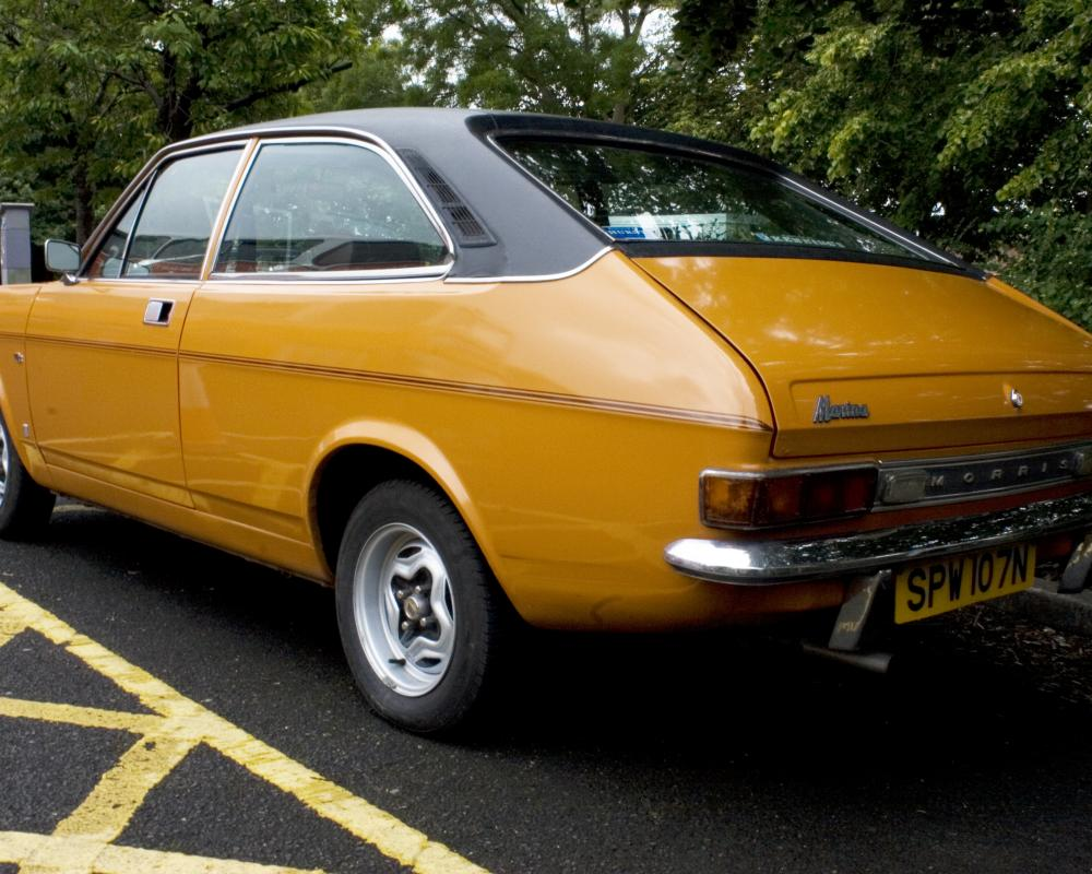 Morris Marina 1.8TC | Flickr - Photo Sharing!