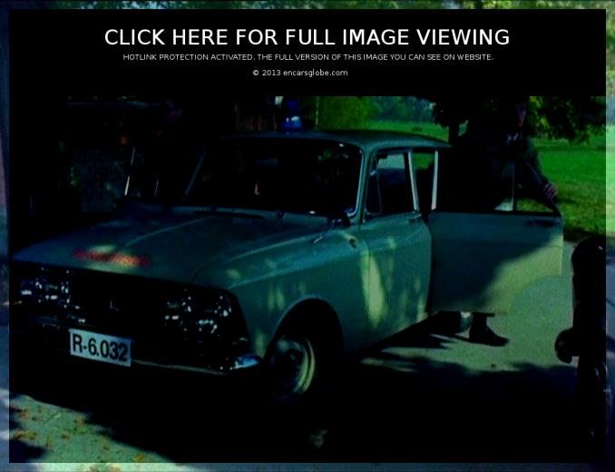 Moskvitch 408 E: Photo gallery, complete information about model ...
