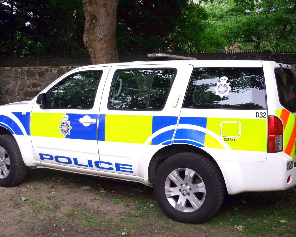 British Transport Police - Nissan Pathfinder - Armed Forces Day ...