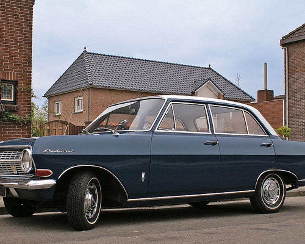 1967 Opel Rekord 1700L | Flickr - Photo Sharing!
