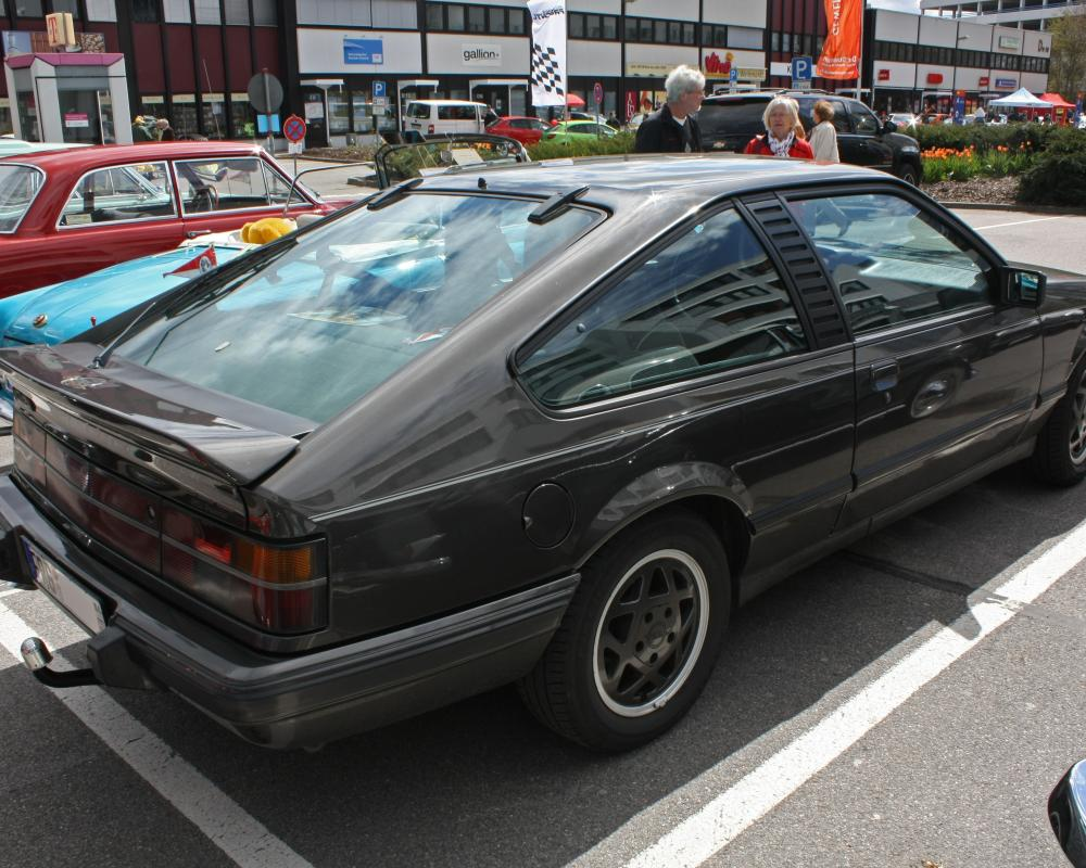 Opel Monza GSE (1985/86) | Flickr - Photo Sharing!