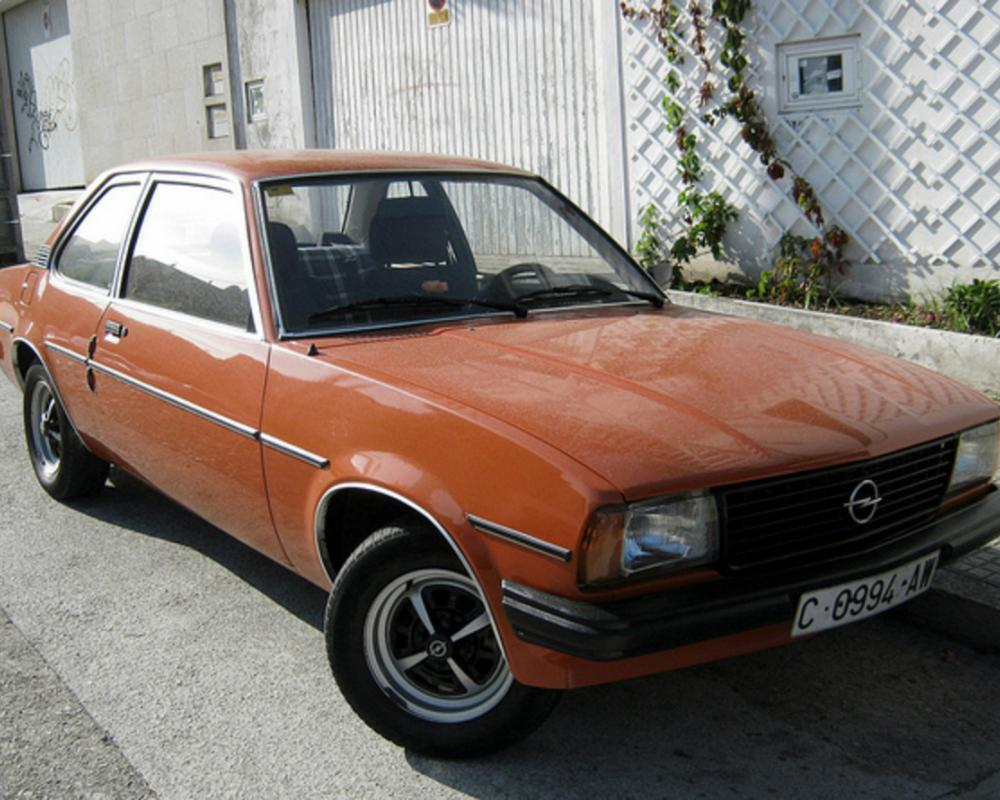 1980 Opel Ascona Coupe 1.3 | Flickr - Photo Sharing!