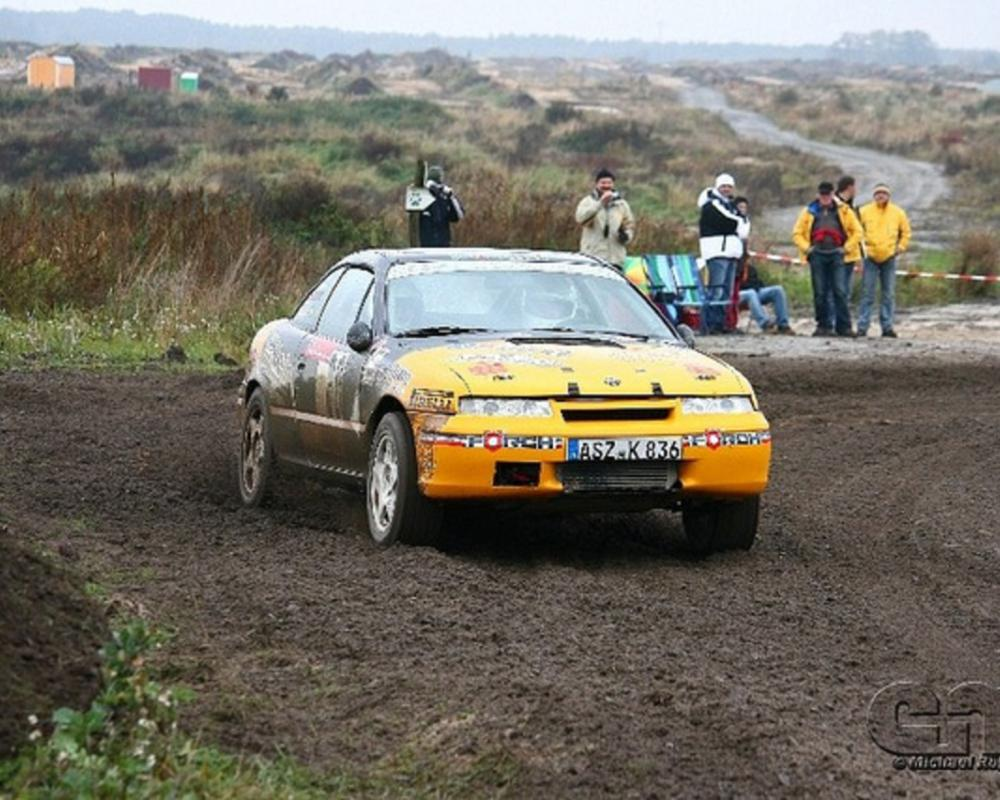 Opel Calibra Turbo 4X4 - | Flickr - Photo Sharing!