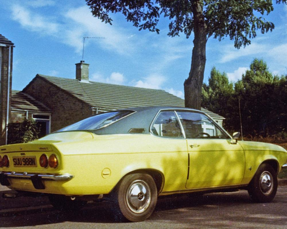 The Original 'Yellow Car', Sue, 'SUU 988N' | Flickr - Photo Sharing!