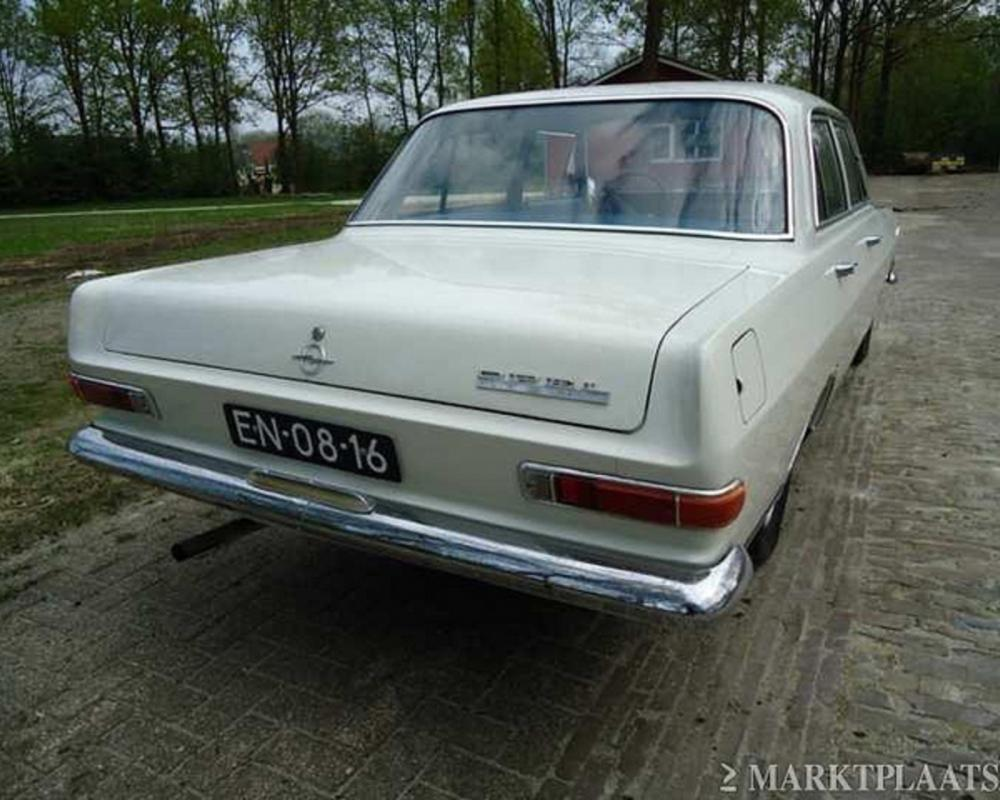 1965 Opel Record 1700 A (EN-08-16) | Flickr - Photo Sharing!