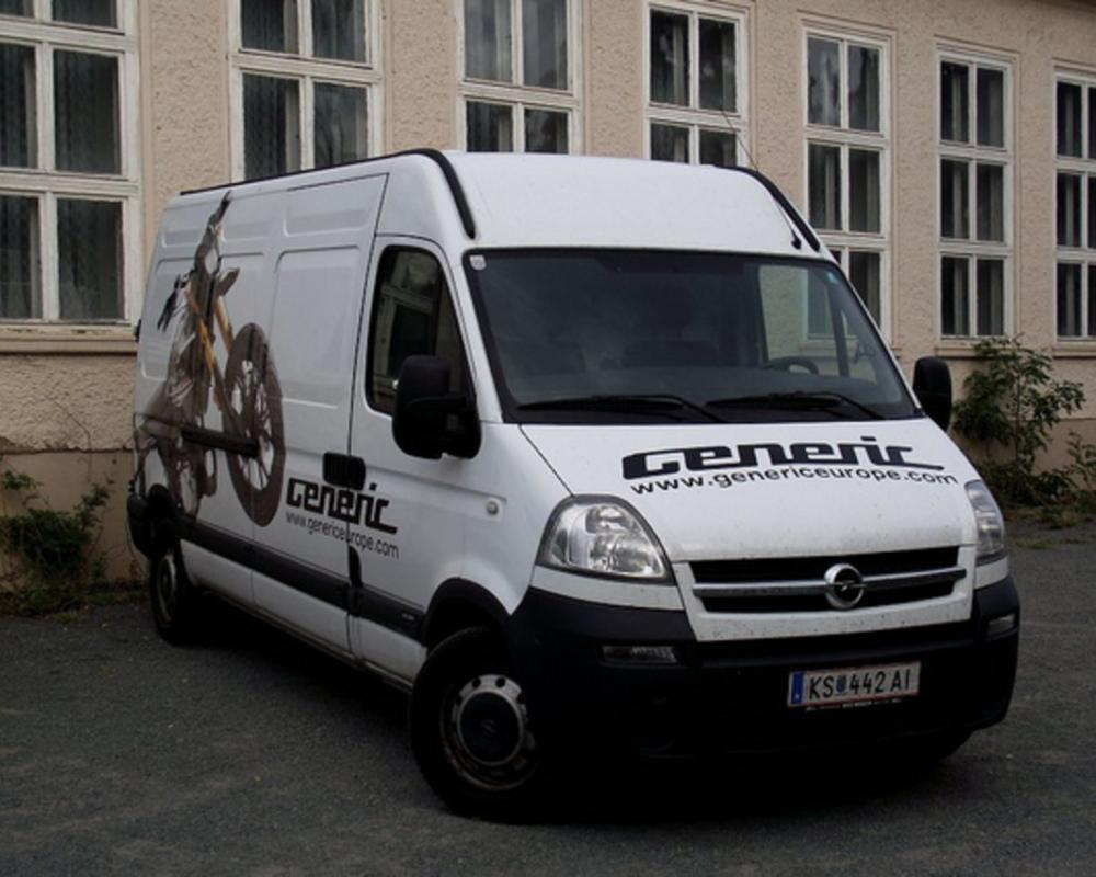Opel Movano A | Flickr - Photo Sharing!