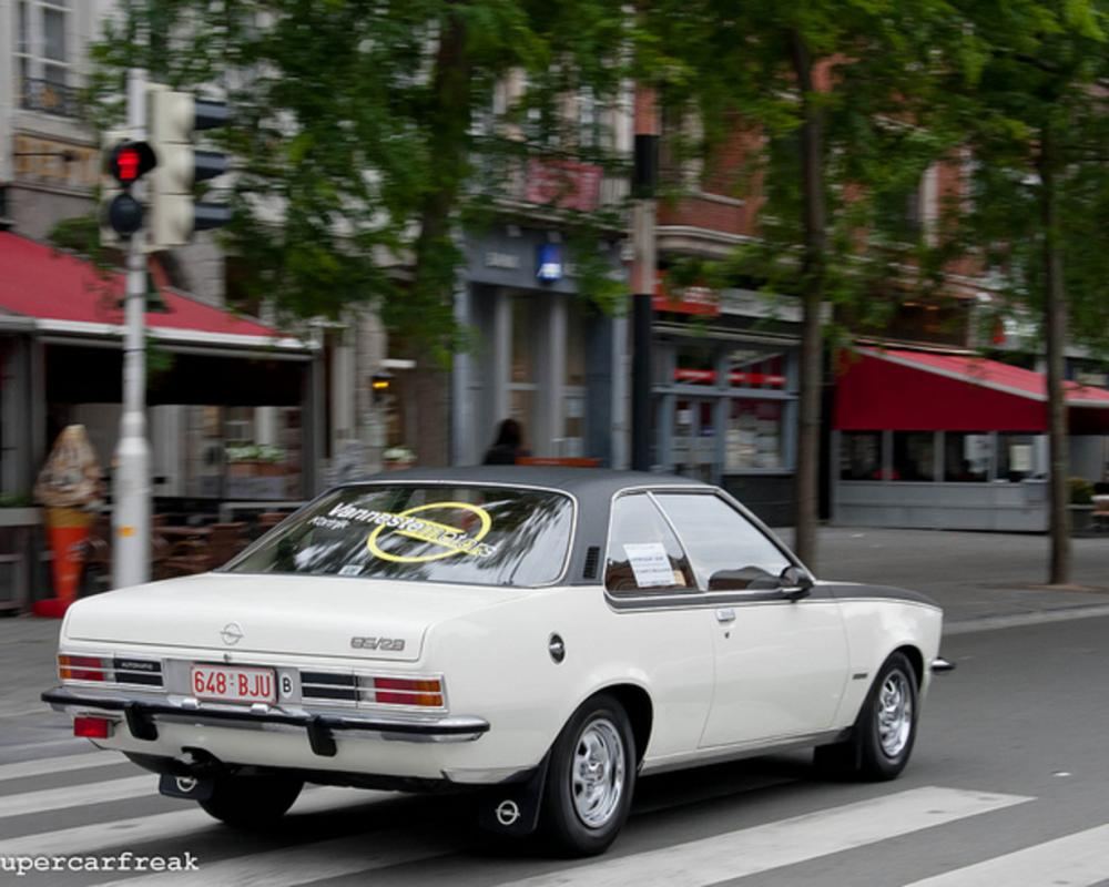 Opel Commodore GS | Flickr - Photo Sharing!