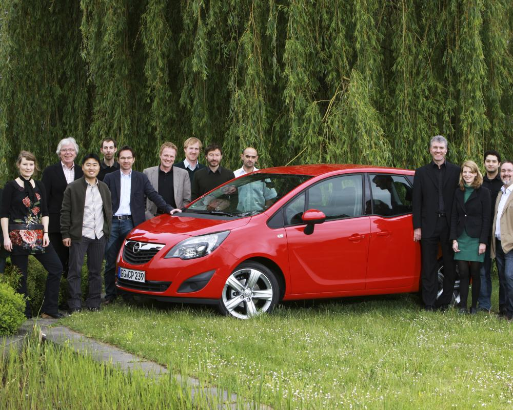 Opel Meriva Design Team | Flickr - Photo Sharing!