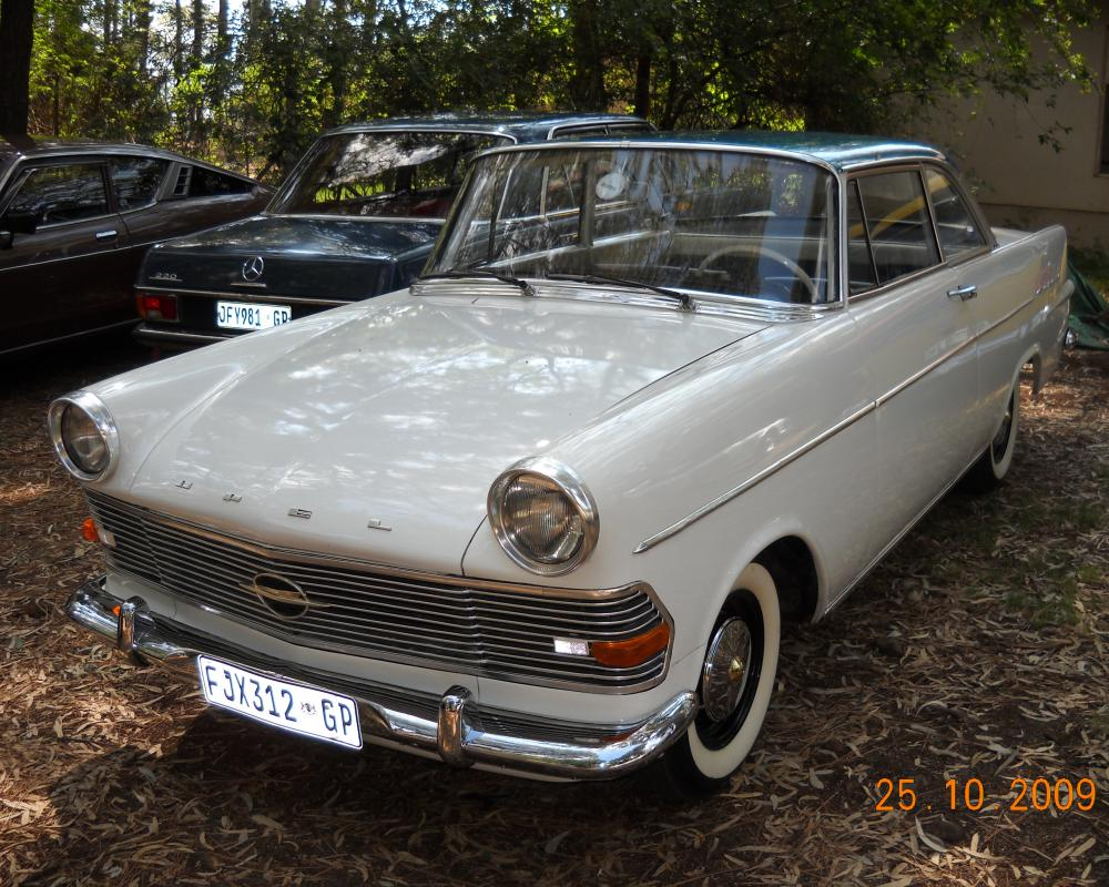 Opel Record Coupe | Flickr - Photo Sharing!