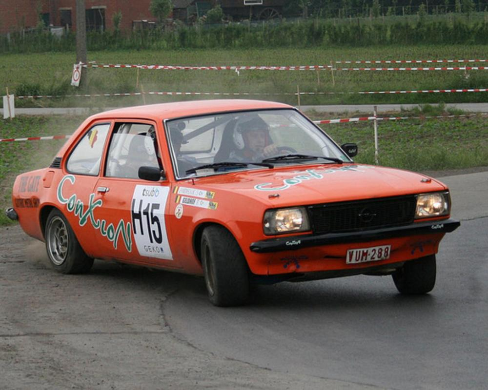 Opel Ascona Coupé | Flickr - Photo Sharing!
