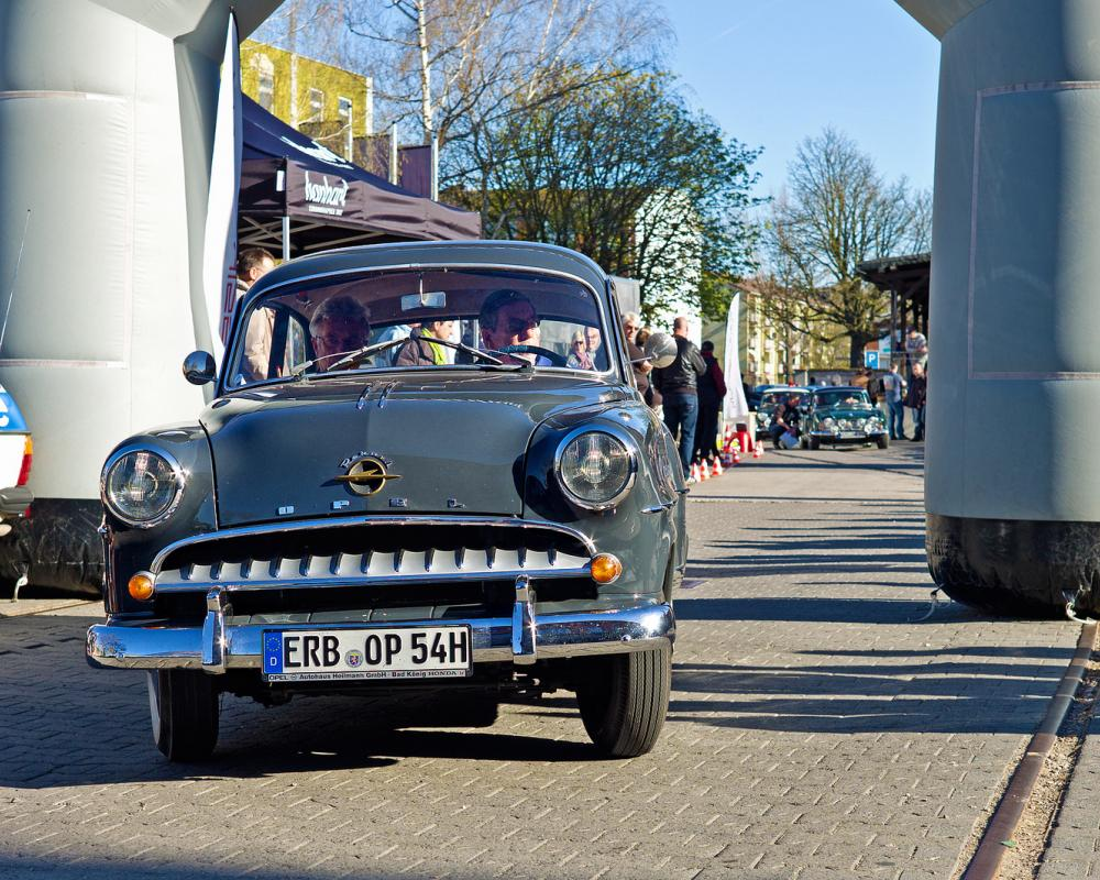Opel Olympia Rekord, MainRallye 2012 | Flickr - Photo Sharing!