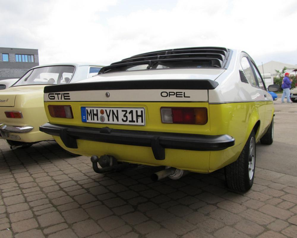 Opel Kadett C GTE Coupe | Flickr - Photo Sharing!
