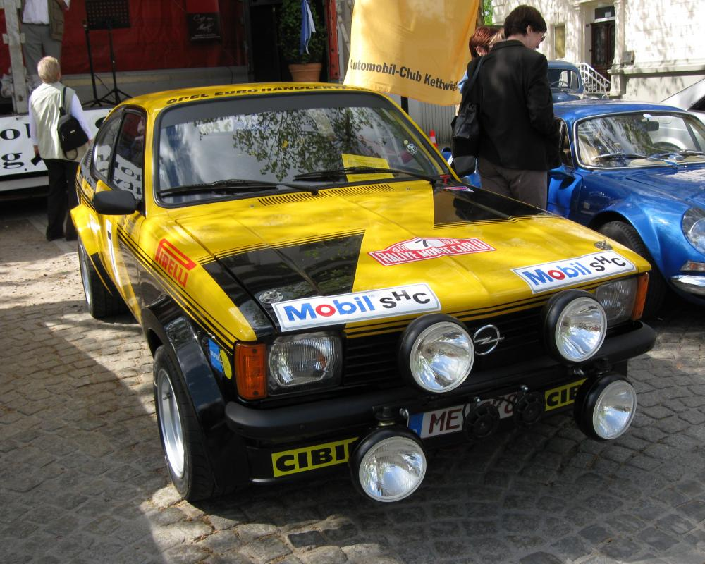 Opel Kadett C GTE Coupe 1 | Flickr - Photo Sharing!