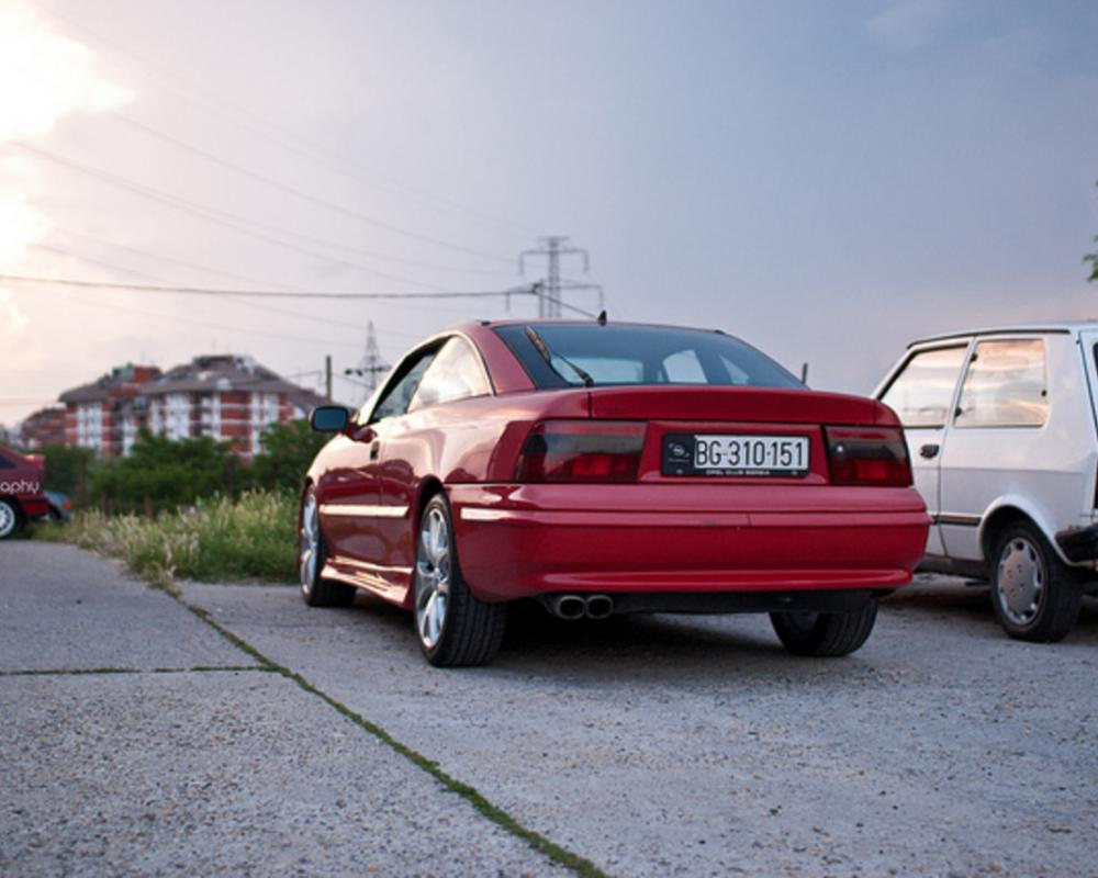 Calibra Turbo | Flickr - Photo Sharing!