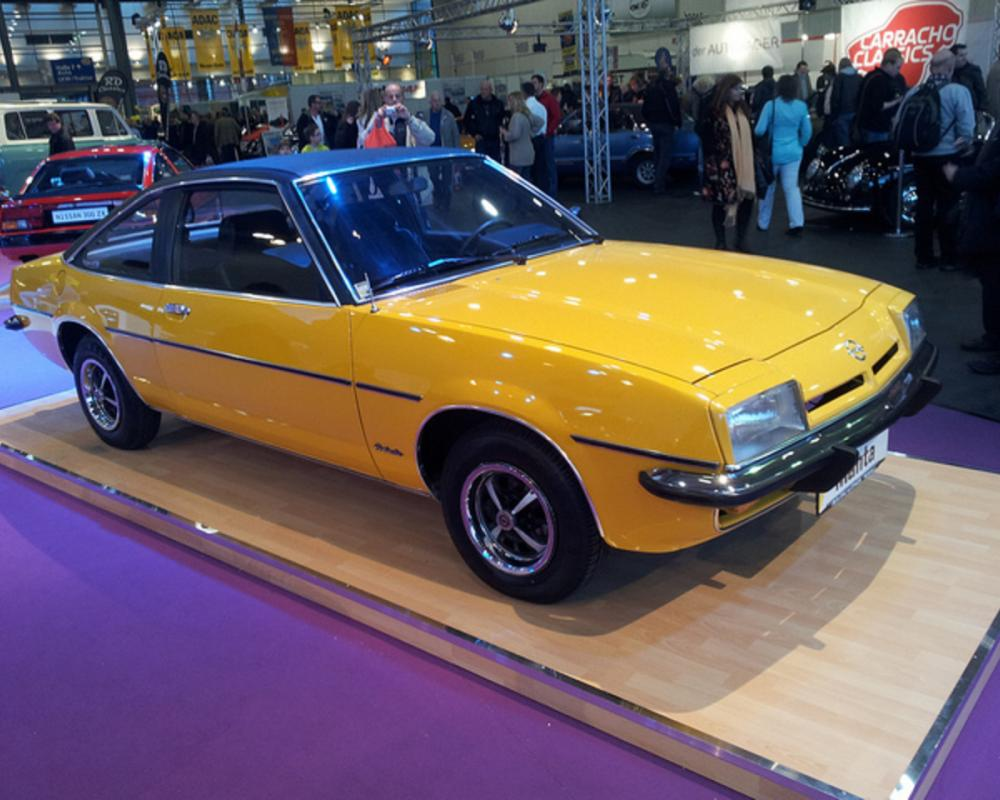 Flickr: The Opel cars Pool
