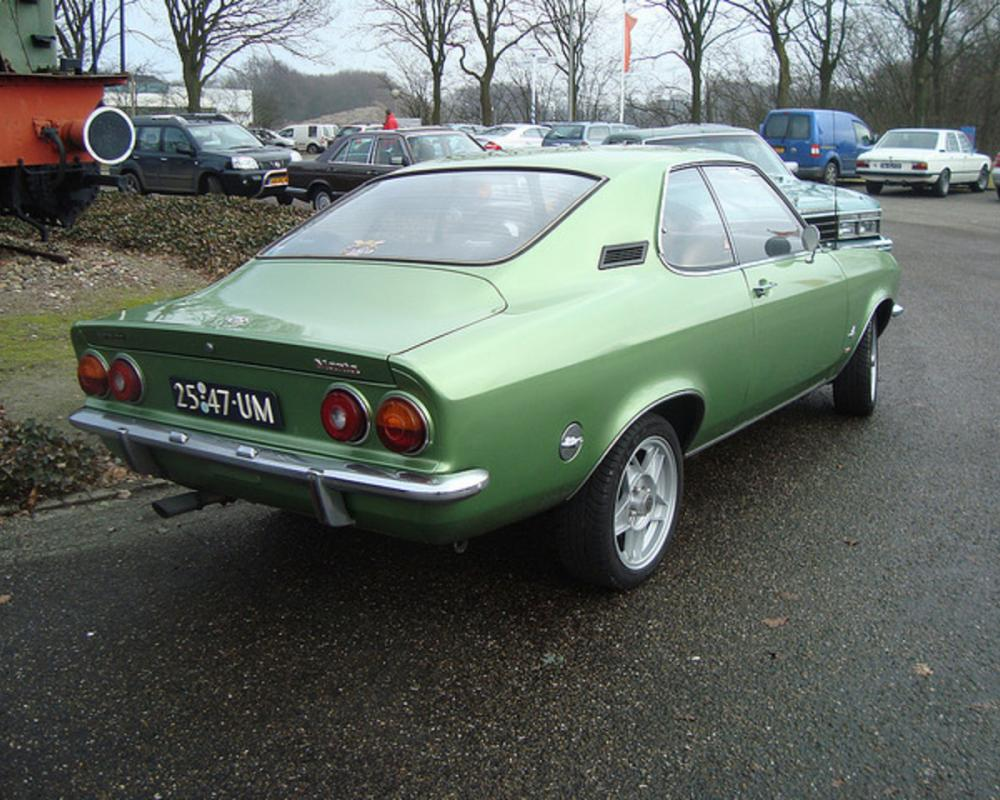 1972 Opel Manta (automatic) | Flickr - Photo Sharing!
