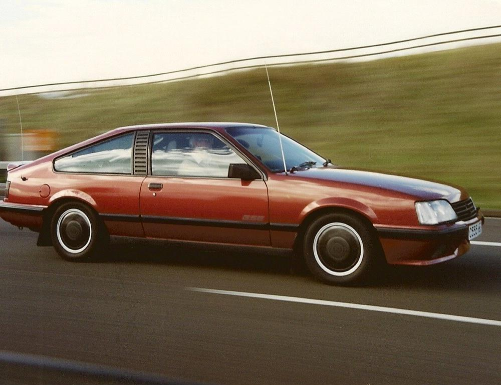 Opel Monza GSE, C555 KEG | Flickr - Photo Sharing!