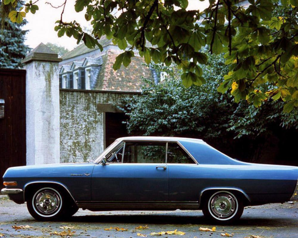 1965-1967 Opel Diplomat V8 coupé | Flickr - Photo Sharing!