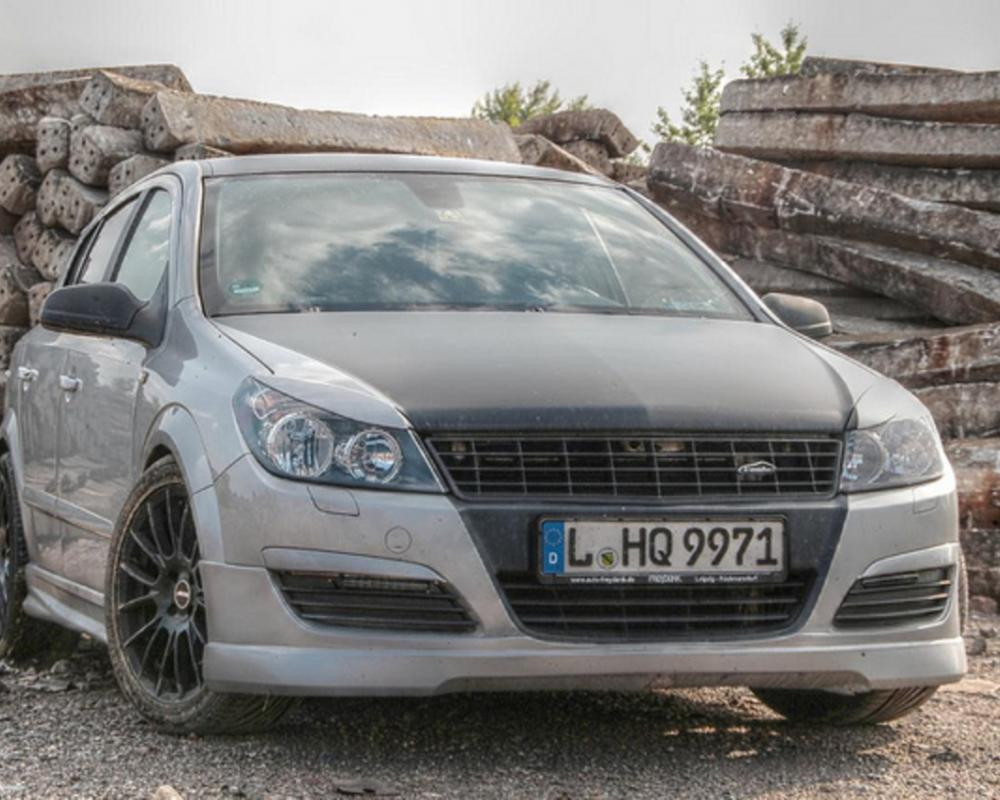 Opel Astra H OPC-Line (HDR) | Flickr - Photo Sharing!