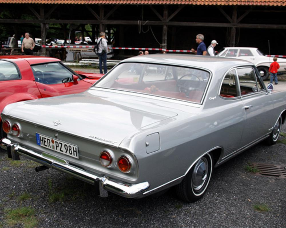 Opel Rekord B 1900L Coupe | Flickr - Photo Sharing!