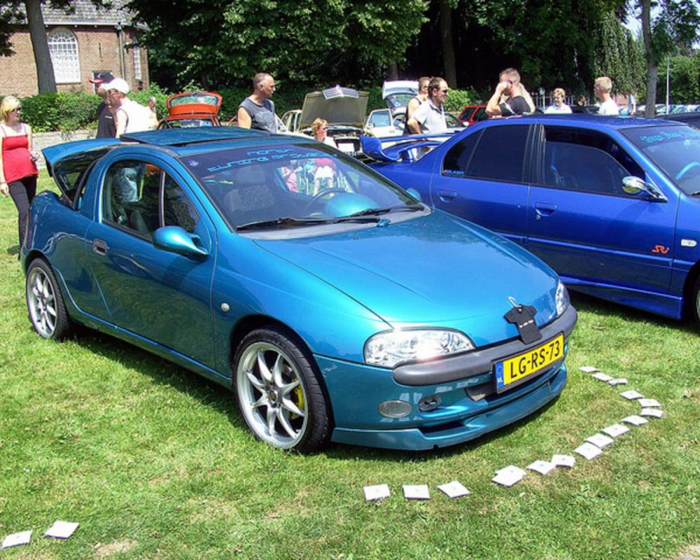 1995 Opel Tigra A | Flickr - Photo Sharing!