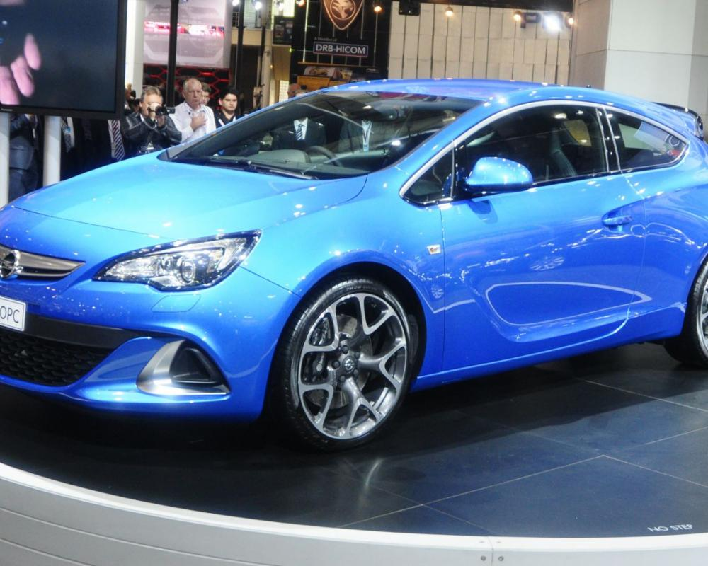 2013 Opel Astra OPC Priced From $42,990 In Australia - Sydney ...