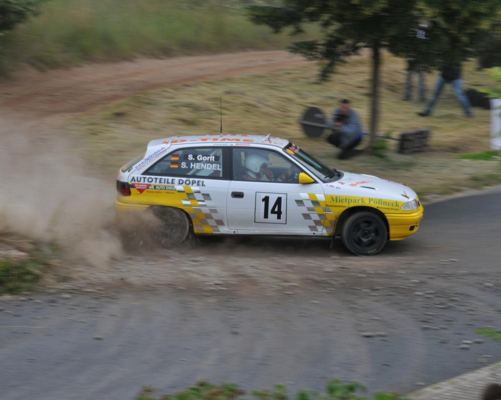 Sascha Hendel/Stephan Gorlt auf Opel Astra GSi | Flickr - Photo ...