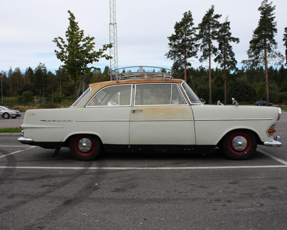 1961 Opel Record 1700 5 | Flickr - Photo Sharing!