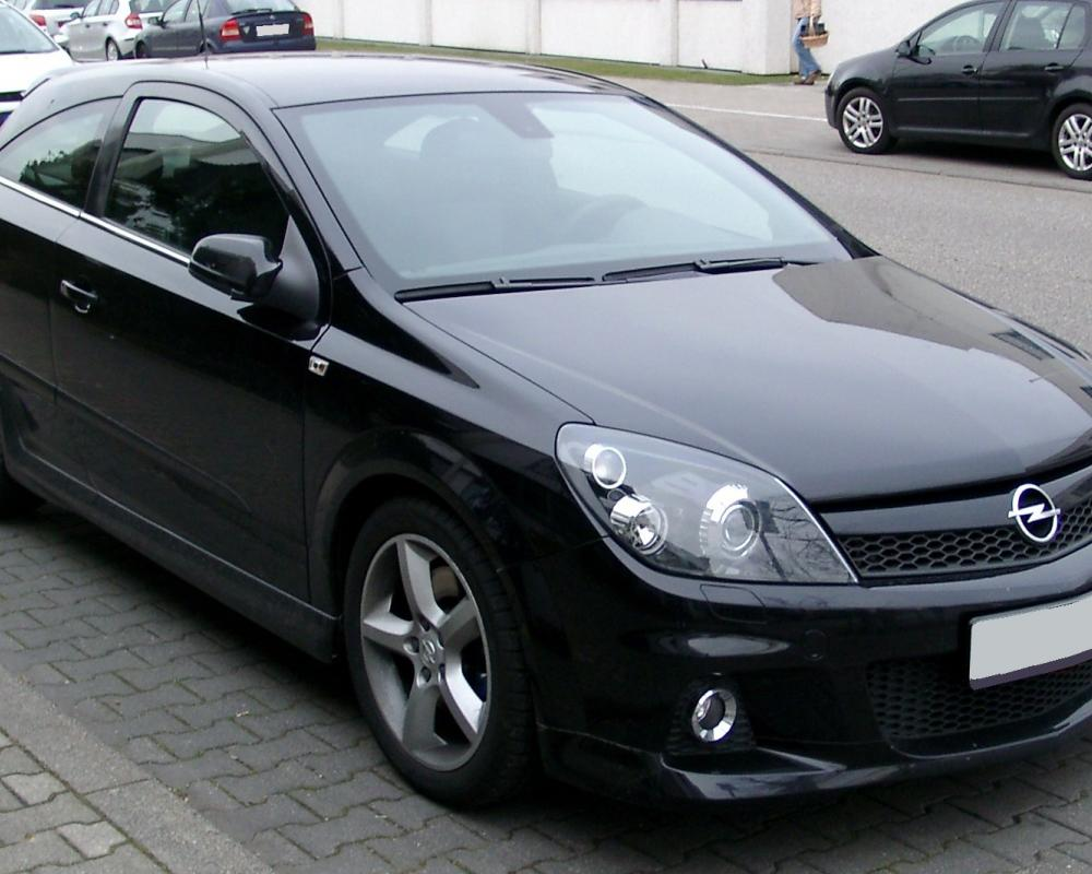 File:Opel Astra OPC front 20080306.jpg - Wikimedia Commons