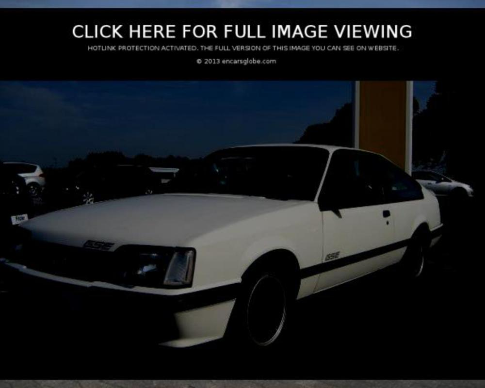 Opel Monza 29S: Photo gallery, complete information about model ...