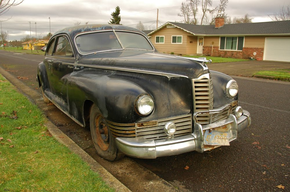 Packard Clipper Super 4dr: Photo #