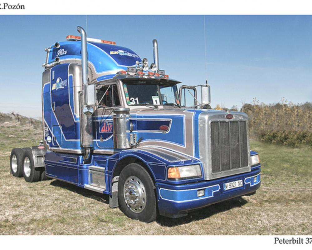 Peterbilt 377A: Photo gallery, complete information about model ...