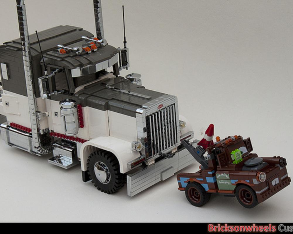 Peterbilt 379 Classic and Mater :-) | Flickr - Photo Sharing!
